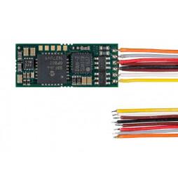 Tani dekoder dźwiękowy do SU45 / SP45 Piko - Doehler&Haass SD22A PluX 22-pin