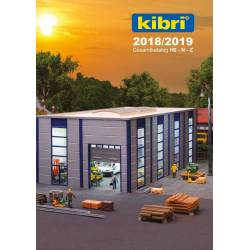 Kibri 99904 - kibri catalogue 2016/2017 DE/EN