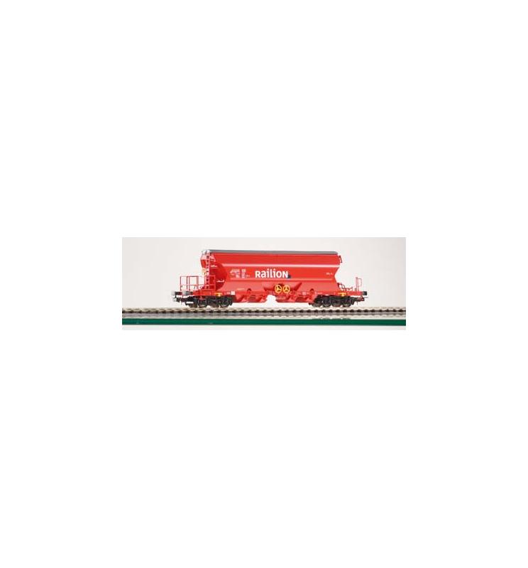 Wagon Towarowy Samowyład. Tanoos DB-Cargo V - Piko 54630