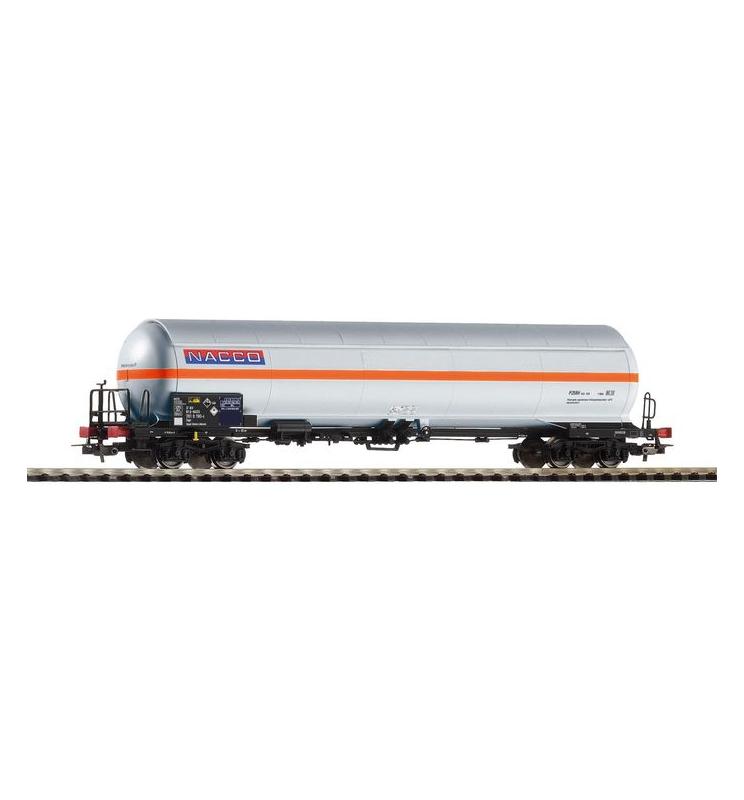 Wagon Towarowy Cysterna ciśnień. nacco DB AG VI - Piko 54658