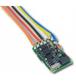 "Lenz 10310-02 - Decoder ""SILVER+ mini"" 0,5 / 0,8A"