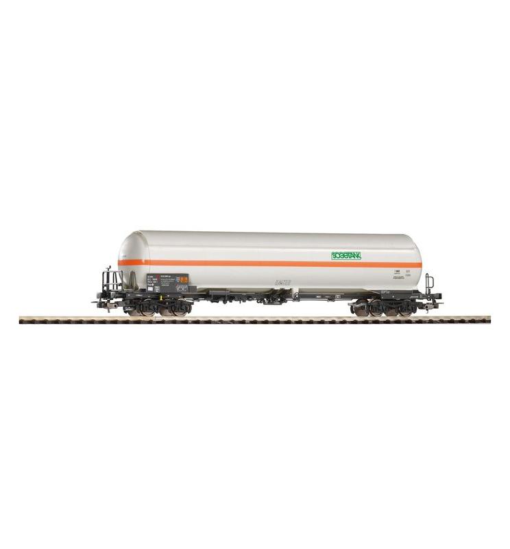 "Wagon Towarowy Cysterna ciśnień. ""Sogetank"" DB AG VI - Piko 54659"