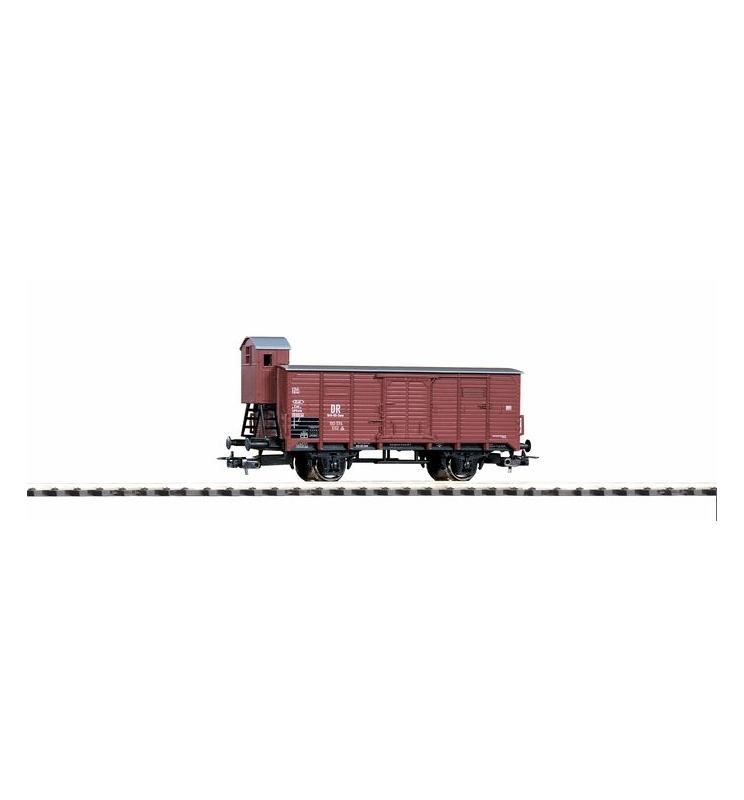 Wagon Towarowy Kryty, G02 BriTowarowy -US Zone III+Bh - Piko 54702