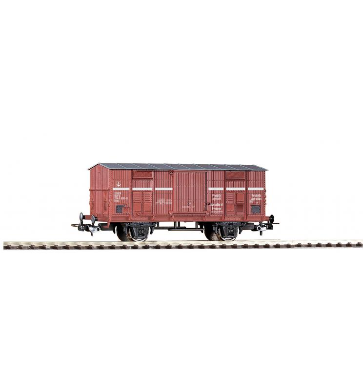 Wagon Towarowy Kryty, F FS III - Piko 54720
