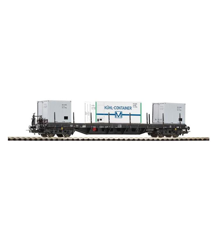 "Platforma. Rgs-z 3910 + 1 x 20"", 2 x 10"" Deutrans DR IV - Piko 54740"