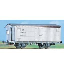ACME AC40072 - Refrigerator wagon, FS, type Hg, livery aluminium