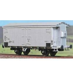 ACME AC40073 - Refrigerator wagon, FS, type Hg, livery aluminium