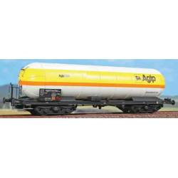 ACME AC40192 - Tank wagen Zagkk, of FS, owned by AGIP Gas