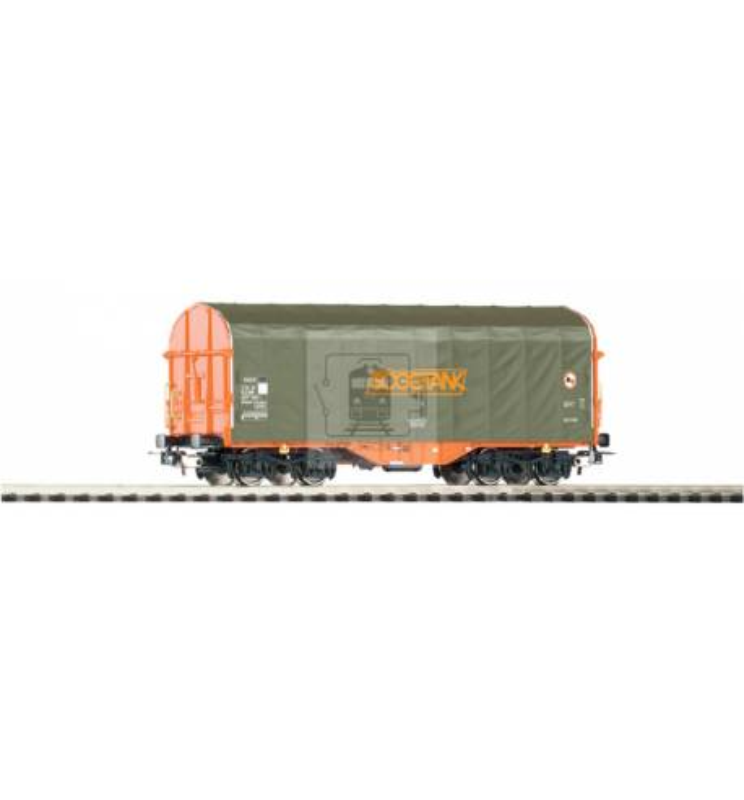 Wagon Towarowy plandekowy, Shimmns SOGETANK DB AG VI - Piko 54934