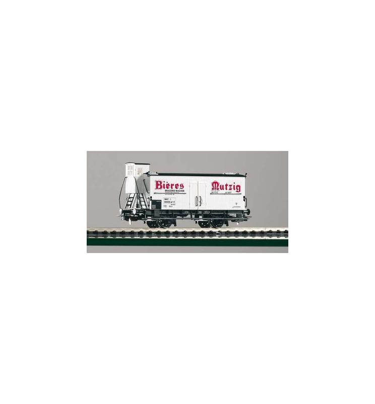 Wagon Towarowy do piwa, Mutzig SNCF III - Piko 54941