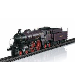 Trix 22966 - Parowóz ekspresowy S 2/6 K.Bay.Sts.B. DCC z dźwiękiem