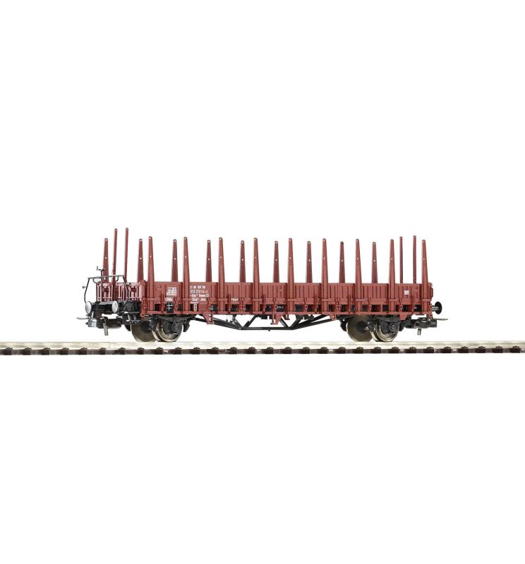 Wagon Towarowy Platf.z kłonic. Klm441 DB IV - Piko 54974