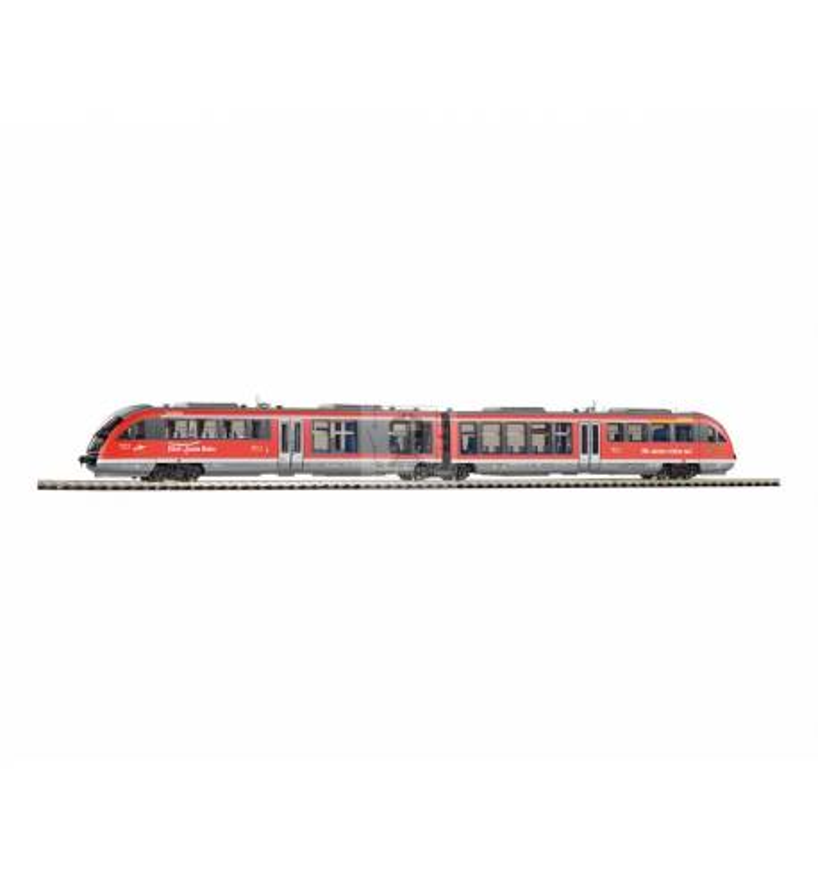 Spalinowy Zespół Trakcyjny Desiro 642 Elbe-Saale DB AG VI - Piko 52086