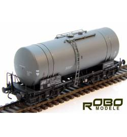 Robo 406001- Wagon cysterna Zas (406R) PKP, ep. IV, szara