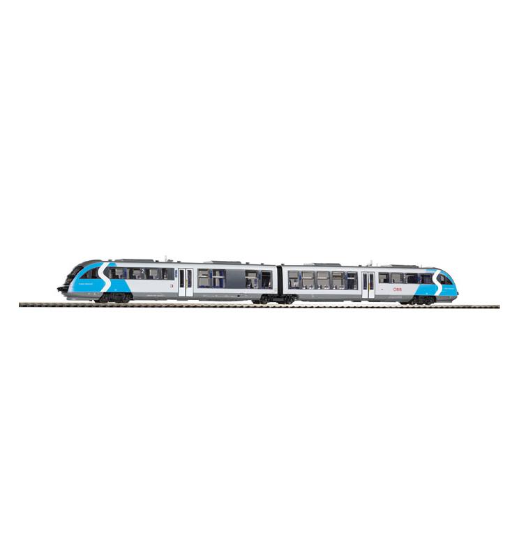 ~Spalinowy Zespół Trakcyjny Desiro S-Bahn Steiermark VI, wersja AC - Piko 52235