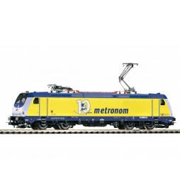 Elektrowóz BR 185.2 Metronom VI, 2 pantografy - Piko 59145