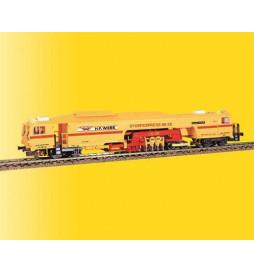 Viessmann 2692 - H0 Podbijarka torowa Plasser & Theurer 09-3X WIEBE, DCC z napędem, dźwiękiem i oświetleniem