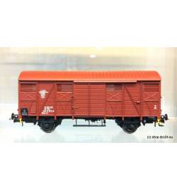 Rivarossi HRS6433 - Dwuosiowy wagon kryty PKP typu 223K/1, serii Gkks-tx, ep. IVc