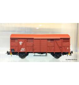 Rivarossi HRS6434 - Dwuosiowy wagon kryty PKP typu 223K/1, serii Gkks-tx, ep. IVc-Va