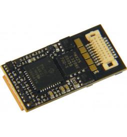 Zimo MX659N18 - Miniaturowy dekoder jazdy i dźwięku (1W) DCC Next18