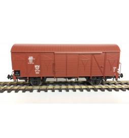 Rivarossi HRS6435 - Dwuosiowy wagon kryty PKP (OPW) typu 223K/1, serii Kddet, ep. IIIc
