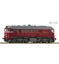 """Roco 73805 - Lokomotywa spalinowa """"Gagarin"""" T679, CSD"""