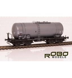 Robo 11042022 - Wagon cysterna .Uahs (406Rb) PKP, ep. IV, szara