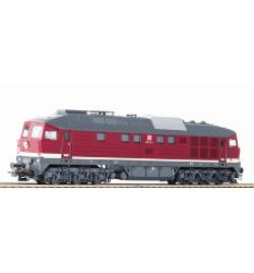Roco 52461 - Lokomotywa spalinowa Ludmiła BR 232 DB-AG, DCC z dźwiękiem Hennig Sound