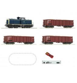Roco 51299 - Cyfrowy zestaw startowy z21® start z lokomotywą spalinową BR 211 DB