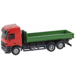 Faller 161481 - cs Ciężarówka MB Actros L102 (wanna)