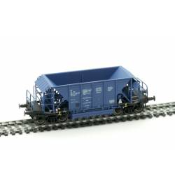 Albert Modell 597006 - Wagon ochronny węglarka Eas, PKP Cargo, niebieski, ep. VI