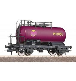 Roco 56256 - Wagon cysterna MINOL, DR
