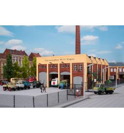 Auhagen 11422 - Hala fabryczna