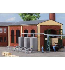 Auhagen 80111 - Dampfspeicherkessel