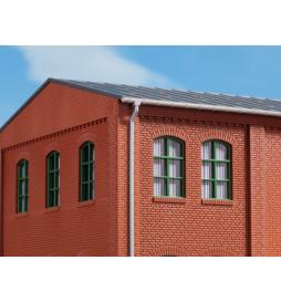 Auhagen 80209 - Fenster grün