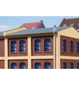 Auhagen 80217 - BKS Okna niebieskie