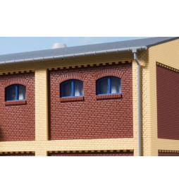 Auhagen 80218 - Fenster M blau