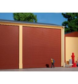 Auhagen 80500 - BKS Ściany 2324A czerwone