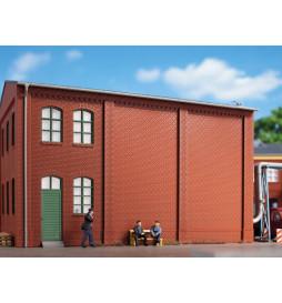 Auhagen 80511 - BKS Ściany 2342M czerwone