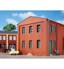 Auhagen 80514 - BKS Ściany 2324F czerwone