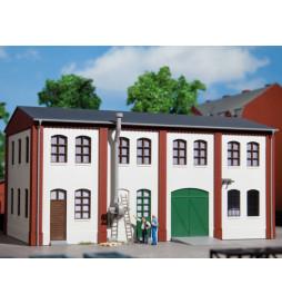 Auhagen 80707 - BKS Ściany 2322E, 2323G oraz 2322F otynkowane