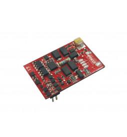 Piko 56402 - PIKO SmartDecoder 4.1 PluX16 mit Soundschnittstelle, multiprotokoll