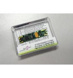 Dekoder jazdy i dźwięku Zimo MX660 (1W) DCC bez kabli