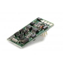 "Lenz 10312-01 - Decoder ""SILVER+ PluX12"", NEM 658"