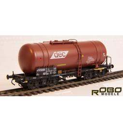 Robo 14051021 - Wagon cysterna Zaes (406Ra) PKP, ep. V, DEC
