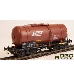 Robo 14052022 - Wagon cysterna Zas (406Rb) PKP, ep. V, DEC