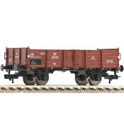 Fleischmann 526005 - Wagon odkryty węglarka Wdt, PKP ep. III