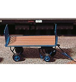Weinert 3385 - Wózek peronowy na bagaż i pocztę, skala H0