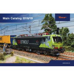 Roco 80218 - Katalog Roco na lata 2018/19 - wersja pełna