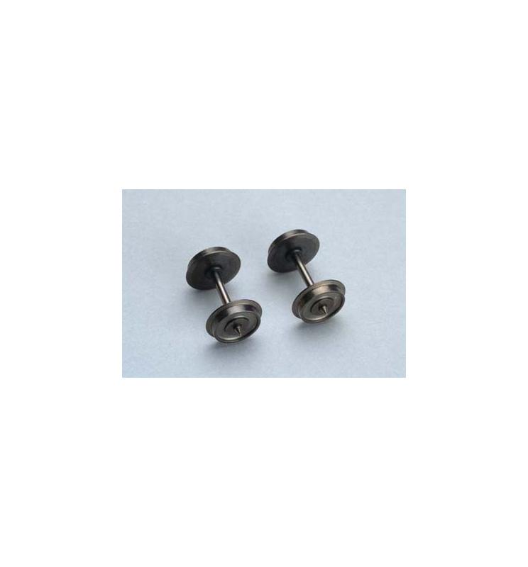Piko 56050 - Zestawy kołowe (2 szt) 11,3mm izolowane jednostronnie